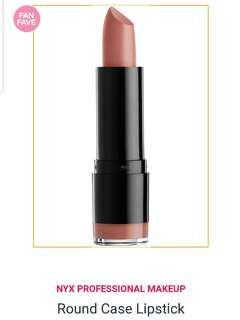 Nyx Round Case Lipstick
