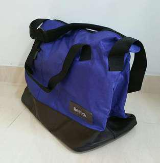 Brand new Reebok blue duffle bag @ S$25