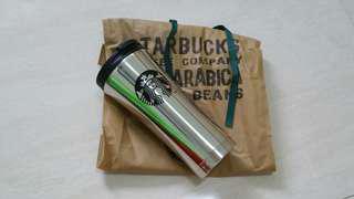 Brand new 17oz Starbucks tumbler @ S$30