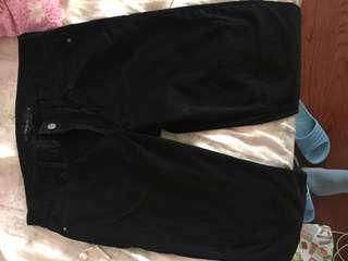 Calvin Klein Black Jeans (Size 10)