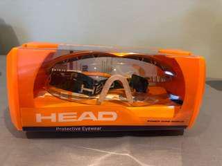 Head Protective Eyewear
