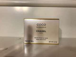 Chanel soap bar