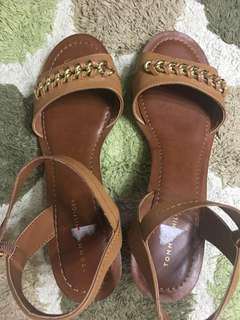 authentic tommy hilfiger wedge sandals