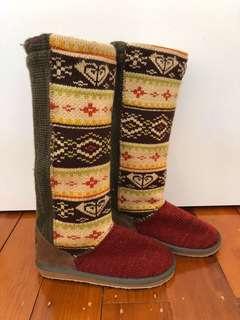 ROXY Winter boots- Brand new