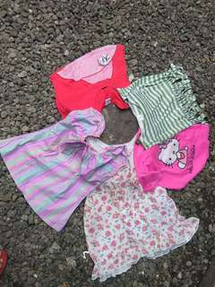 Take all baju anak