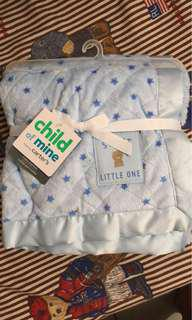 Child of Mine by Carter's baby blanket