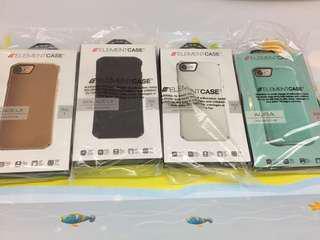 ElementCase Solace and Aura I phone case手機殼