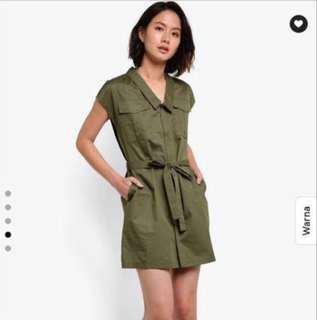 Something borrowed army dress