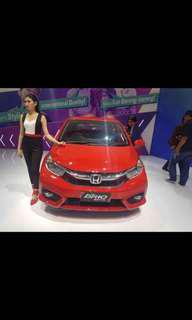 OPEN INDENT ALL NEW BRIO