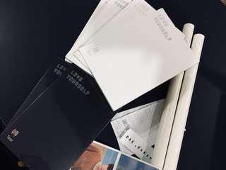 BTS LY Tear 转 'YOUR' Album Book (Sealed)