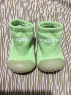 Baby socks/shoes with rubber sole (anti slip)