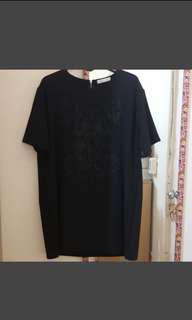 立體造型黑洋裝