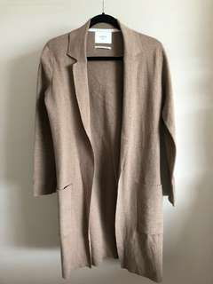 Sample the label coat