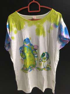 Monsters Inc. Women's Shirt