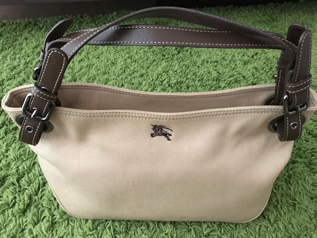 45977ace207c 100% authentic Burberry Blue label ladies shoulder bag