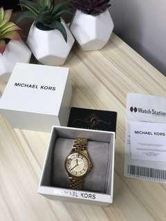 Michael Kors 3421 Slim Camille Watch