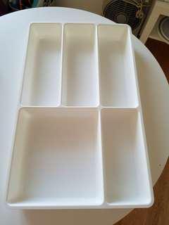 全新ikea 厨房柜桶间隔盘