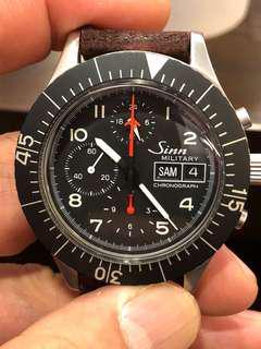 Sinn military 156 chronograph