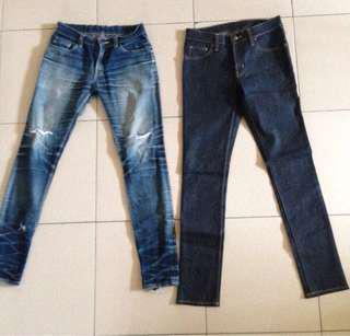 Goverdamme jeans (not pmp, aye, nudie, mischief)