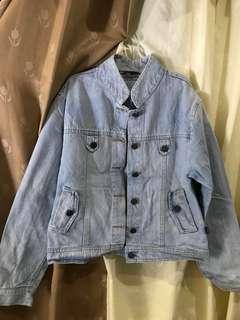 Jaket jeans lightblue