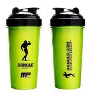 *Brand New* Arnold Schwarzenegger Shaker Bottle (700ml)