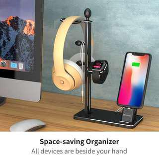 STAND CHARGING DOCK 4 IN 1 STATION CHARGER ACCESSORIES