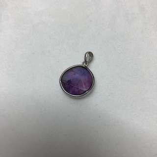 紫晶 大衛星 吊咀