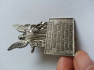 New 全新 Guardian Angel Protect Me 守護天使 基督教 天主教