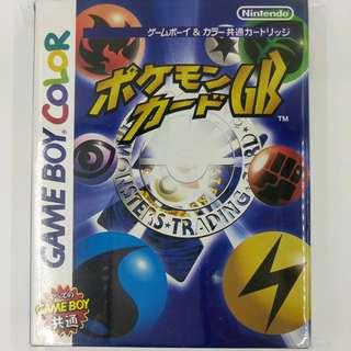 GBC Pokemon Card GB