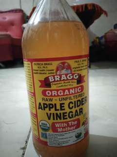 Bragg Apple Cidee Vinegar (cuka apel)