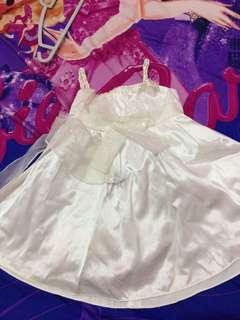 Dress prety girl uk 0 smpe 2 tahun