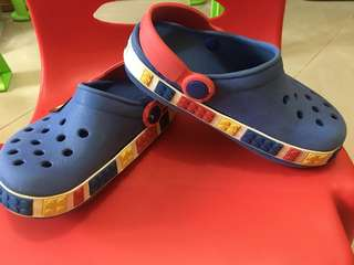 (FREE Shipping!!!) Crocs Lego Sandals, Clogs, Shoes