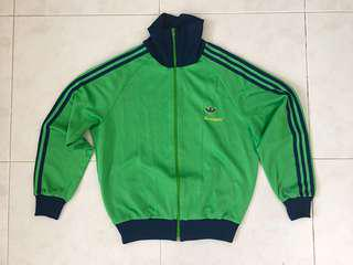 Authentic Vintage Adidas Original Track Jacket UniSex M