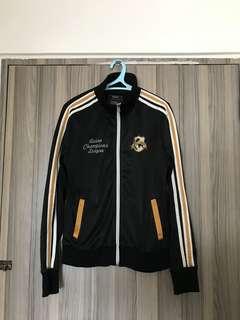Bench Sporty Soccer Black jacket limited edition medium size