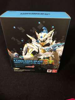 SH Figuarts SHF Kamen Rider Brave Taddle Legacy Gamer Level 100