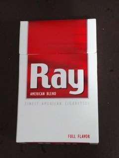 Rokok Putih (Full Flavored) RAY
