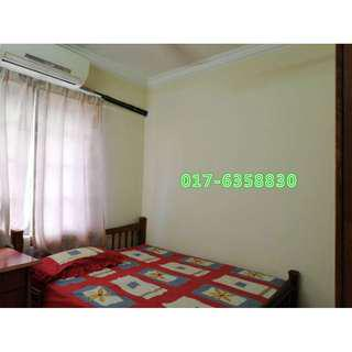 Apartment for Rent, Vista Pinggiran, Seri Kembangan Fully Furniture