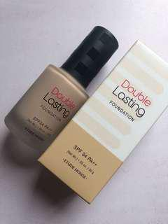 Etude House Double Lasting Foundation in petal