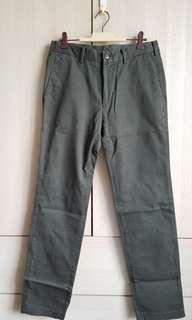 Uniqlo Men chino trousers 男裝長褲