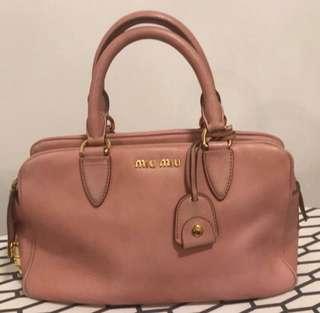 Authentic Miu Bag
