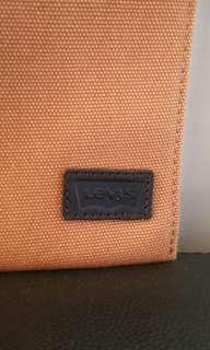 Levis canvas type bag