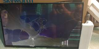 Defective 43 inches led tv