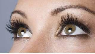 Free sf!!! Semi permanent eyelash perm
