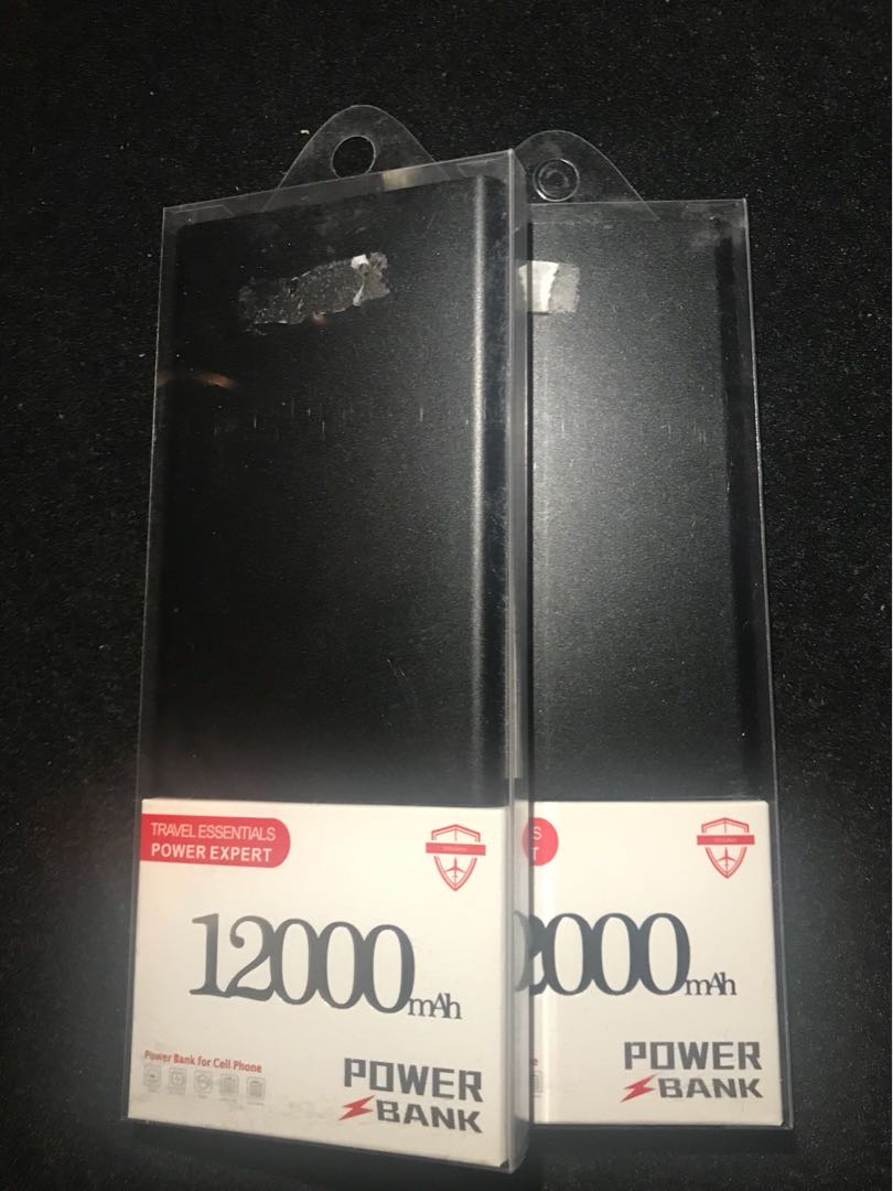 12000mah Power Bank Mobiles Tablets Mobile Tablet Accessories Oldi Powerbank Photo