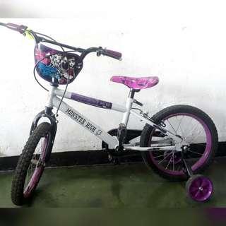 Minster high girls bike