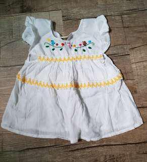 Pre -loved baby dress