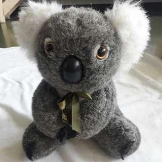 Koala stuff toy display