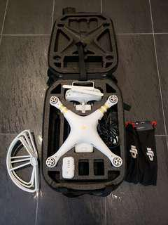 DJI Phantom 3 Pro drone barely used