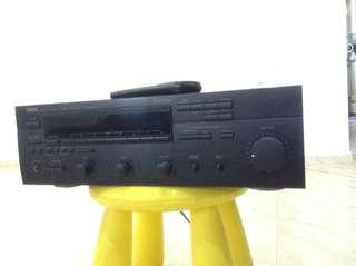 Yamaha Rcver, model: RX v309rds