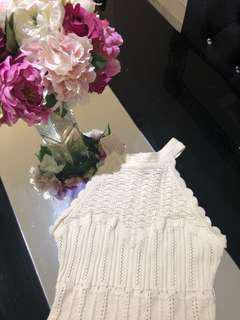 Crochet/knit dress